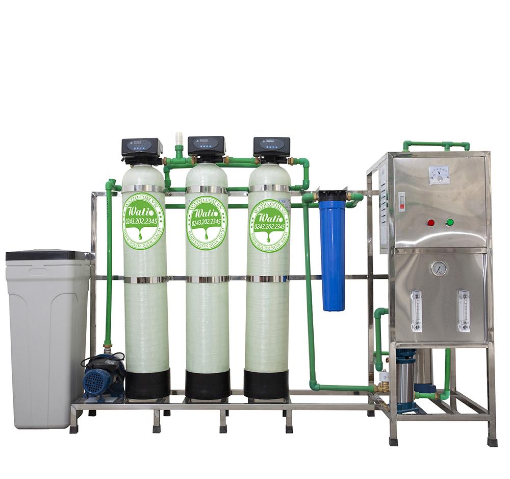 Máy lọc nước RO 150L/h - Máy lọc nước Watio
